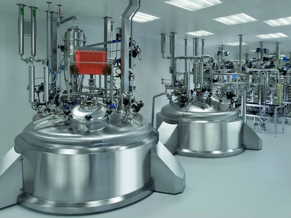 Mechanical Seals For The Food Sector